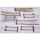Dimsport - New Trasdata Reduced Spare Set of Flat Cables and Strips (K34NT-S4)
