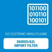 DAMOS/A2L - Import Filter