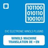 WinOLS - Machine translation de->en (OLS540)