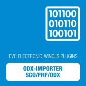 WinOLS - ODX Importer (OLS1006)