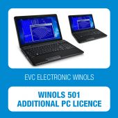 WinOLS 501 Additional PC Licence