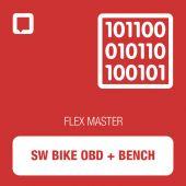 Software Flex Bike ECU OBD + Bench - MASTER
