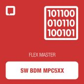 Software Flex BDM MPC5XX - MASTER (FLS0.3M)