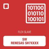 Software Flex Renesas SH7xxxx - SLAVE