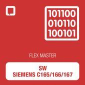 Software Flex Siemens C165/166/167 - MASTER
