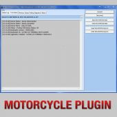Motorcycle Plugin for I/O Terminal Tool