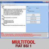 Multitool Plugin Fiat BSI 1 for I/O Terminal Tool