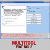 Multitool Plugin Fiat BSI 2 for I/O Terminal Tool