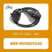 Alientech KESSv2 BMW motorbike connector cable for Bosch ECU BMSK - t