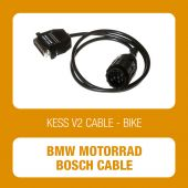 KESSv2 BMW motorbike connector cable for Bosch ECU 144300K266