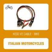 Alientech KESSv2 Ducati, Aprilia, Gilera and MV Augusta OBD connector cable for Marelli ECU - t