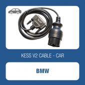 Kessv2 BMW 20Pin OBD cable-144300K202 - t