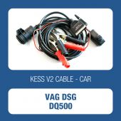 Alientech - KessV2 OBD to DSG DQ500 ECU programming cable (144300K259)-1
