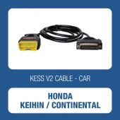 KessV2 Honda Keihin and Continental ECU OBD programming cable