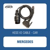 Kessv2 Mercedes 38Pin OBD cable-144300K203 - t