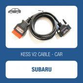 Kessv2 Subaru OBD Cable 144300K240 - t
