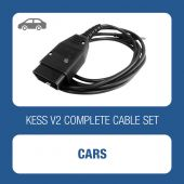 KESSv2 Complete set of cables for Cars