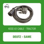 Kessv2 Deutz and Same 14Pin OBD cable - 144300K232 - t