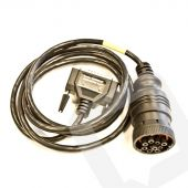 Kessv2 John Deere Premium 9Pin OBD cable - 144300K227 - t