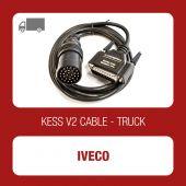 Kessv2 Iveco 30Pin OBD cable - 144300K209 - t