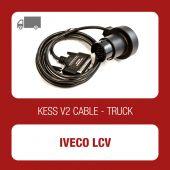 Kessv2 Iveco LCV 38Pin OBD cable - 144300K210 - t