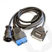 Alientech KessV2 Mercedes Truck Temic ECU K-line cable - t