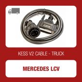 Kessv2 Mercedes LCV 14Pin OBD cable - 144300K212 - t