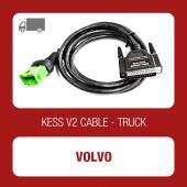 Kessv2 Volvo 16Pin OBD cable - 144300K238 - t