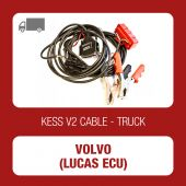 KESSv2 Volvo connector cable for Lucas ECU - 144300K216 - t