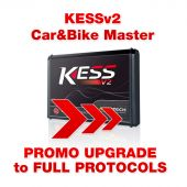 KESSv2 Master Car&Bike PROMO UPGRADE to FULL Master Protocols