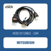 KESSv2 Mitsubishi double diagnostic connector cable 144300K239 - t