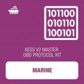 Alientech - KESSv2 Marine OBD protocol kit MASTER (14P600KV12)