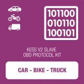 Alientech - KESSv2 Car, Bike and Truck OBD protocol kit SLAVE (14P600KS07)-1