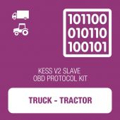 Alientech - KESSv2 Truck and Tractor OBD protocol kit SLAVE (14P600KS09)