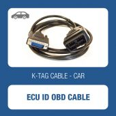 ECU ID OBD Cable for K-TAG - 144300T108 - t