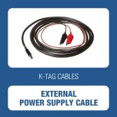 Alientech - K-TAG External Power Supply Cable (144300TALI)