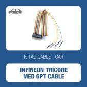 Alientech - K-TAG Infineon Tricore MED GPT Cable (14P600KT06)-1