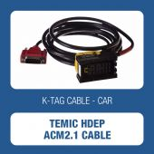 Alientech - K-TAG Temic HDEP ACM 2.1 Cable (144300T113)-1