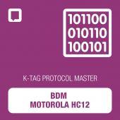 Alientech - K-TAG BDM Motorola HC12 protocol MASTER (14KTMA0007)