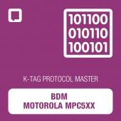 Alientech - K-TAG BDM Motorola MPC5xx protocol MASTER (14KTMA0001)