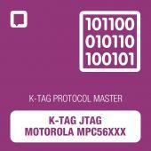 K-TAG JTAG Freescale MPC56xxx protocol MASTER
