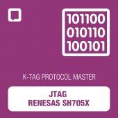 Alientech - K-TAG JTAG Renesas SH705x protocol MASTER (14KTMA0003)