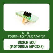 Alientech K-TAG positioning frame adapter for Bosch ECU (Motorola MPC5xx) (14AM00T01M)-1