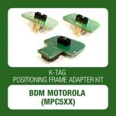 Alientech - K-TAG positioning frame adapter kit BDM Motorola MPC5xx (144300KBDM)-1