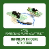 Alientech - K-TAG positioning frame adapter kit Infineon Tricore and ST10Fxxx (144300KTR3)-1