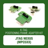 Alientech - K-TAG positioning frame adapter kit JTAG Nexus MPC5xx (144300KNEX)-1