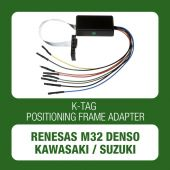 Alientech - K-TAG positioning frame adapter RENESAS M32 ECU DENSO (144300T107)