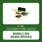 Alientech - K-TAG positioning frame adapter for Marelli ECU (Nexus MPC5xx) (14AM00T05M)-1