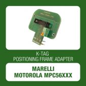 Alientech - K-TAG positioning frame adapter for Motorola MPC56xxx ECU Marelli (14AM00T18M)-1