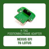 Alientech - K-Tag positioning frame adapter for Nexus EFI T6 Lotus (14AM00T14M)-1